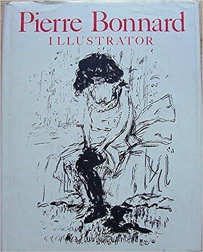 Illustrator Pierre Bonnard