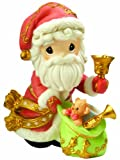 "Precious Moments ""May Your Christmas Ring With Joy"" Figurine"