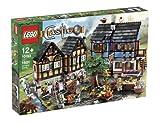 LEGO's LEGO® Castle Medieval Market Village (10193)