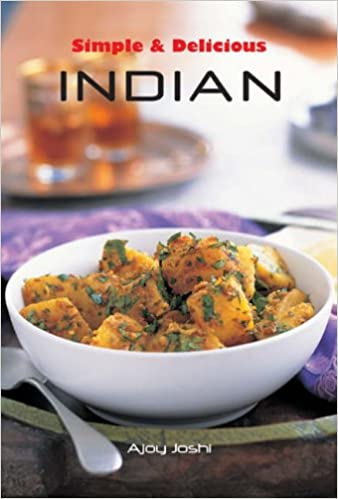 Book Simple and Delicious Indian
