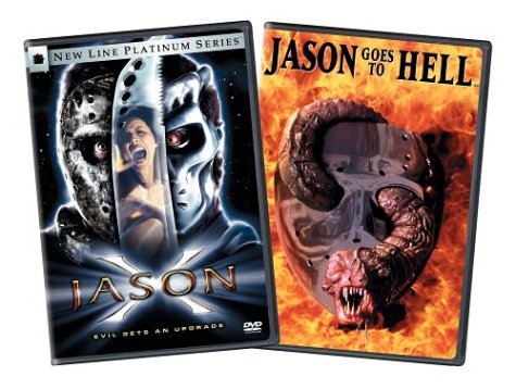 Jason X & Jason Goes to Hell