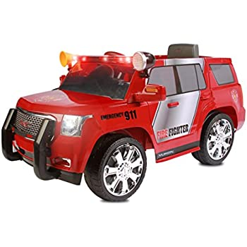 Amazon.com: Kid Trax Ram 12-Volt Battery-Powered Ride-On: Toys & Games