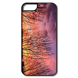 Geek Winter Sunset IPhone 5/5s Case For Team
