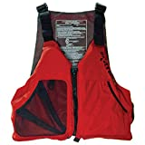 Extrasport Endeavour Life Jacket, Red, Universal