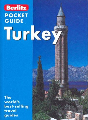 Turkey Berlitz Pocket Guide (Berlitz Pocket Guides) pdf
