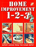 Home Improvement 1-2-3, Home Depot Staff, 0696201682