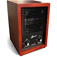 Mammoth Cherry Wood Ionic Ion & Ozone Generator Home Use Air Purifier Deodorizer Sterilizer