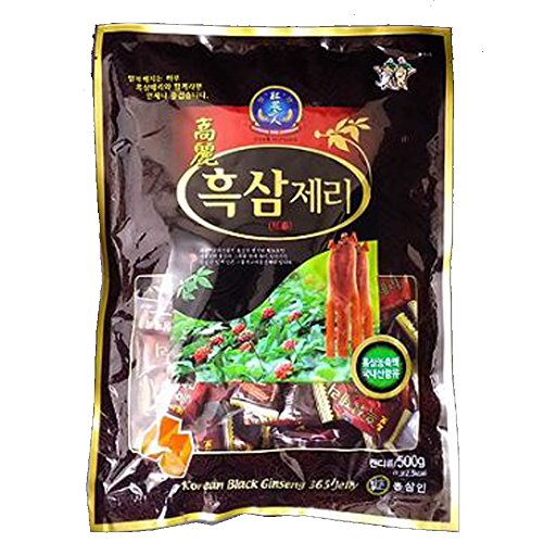 Price comparison product image [Korea Red Ginseng Distribution] Korea Ginseng Jelly 500g / Red Ginseng Concentrate / Red Ginseng Dessert / Health Food / Gift / Snacks / Hard Jelly / Parents / Grand Parents