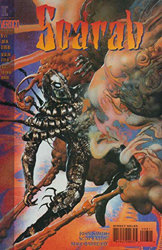 SCARAB (1993 VERTIGO) 1-8 GLEN FABRY