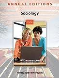 Annual Editions: Sociology 13/14, Finsterbusch, Kurt, 0078136016
