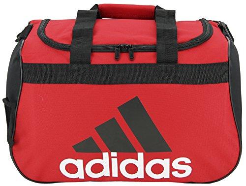 red adidas bag - 3
