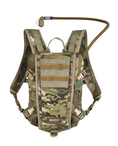 Source Tactical Rider 3-Liter Hydration Pack, Multicam