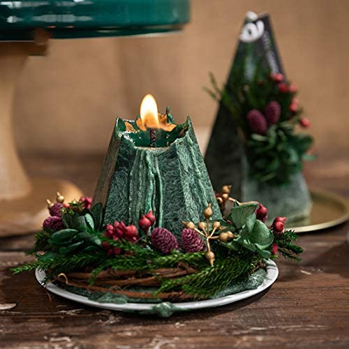 Velas Aromaticas,Cera de Soja Natural,Aromaterapia Decoraci/ón para Relajaci/ón Fiesta Boda Ba/ño Yoga Navidad D/ía de San Valent/ín Regalos,Blanco YMLILI Regalo de Velas Perfumadas