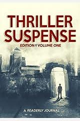 Thriller Suspense: A Readerly Journal: A Journal for Genre Readers (A Readerly Journal: Thriller Suspense Edition) (Volume 1) Paperback