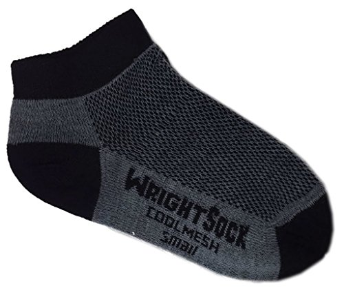 WrightSock Anti Blister Double Layer Coolmesh Lo Quarter Sock
