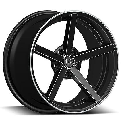 Amazon Com 22 Custom Wheels 5x120 114 115 112 6x139 Bolt Pattern
