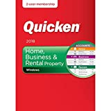 Software : Quicken Home, Business & Rental Property 2018 Release – 24-Month Personal Finance & Budgeting Membership