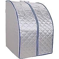 Sauna de infrarrojos portátil 1000 W, 230 V