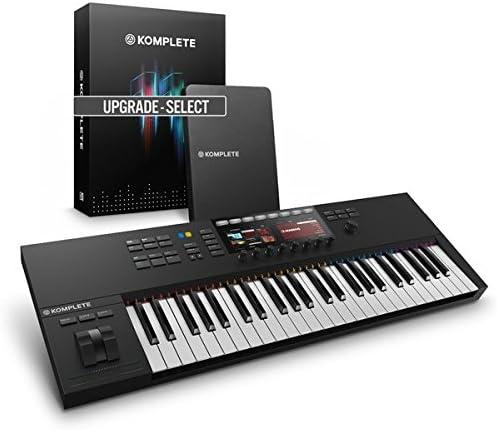 Native Instruments Komplete Kontrol S49 MK2 USB MIDI teclado ...