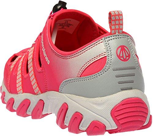 Paperplanes  PP1326,  Damen Sneaker Low-Tops Rose