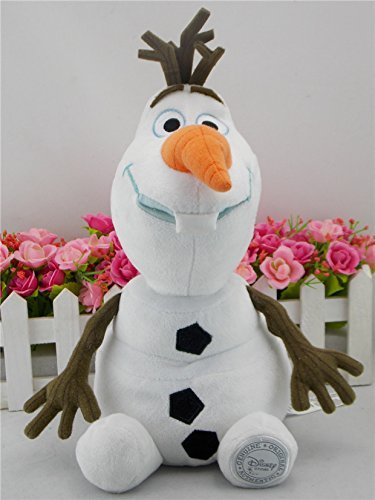 Amazon Com Large 50cm 19inch Olaf The Snowman Plush Stuffed Toy
