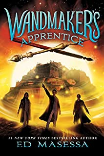 Book Cover: Wandmaker's Apprentice