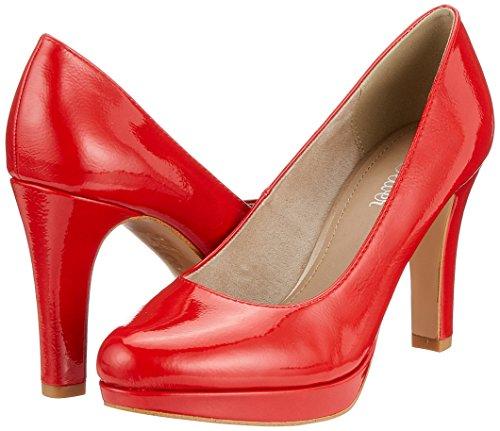 Closed oliver Pumps chili toe S Red 22410 Patent Women''s 1tpOqFxB