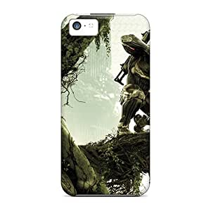 BeverlyVargo Cases Covers For Iphone 5c - Retailer Packaging Crysis 3 Fps 2013 Game Protective Cases