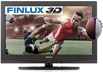 Finlux 32H7020-D 32-Inch Widescreen HD Ready LED 3D TV with ...