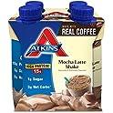 4-Count Atkins Gluten Free Protein-Rich Shake 11-fl Oz.