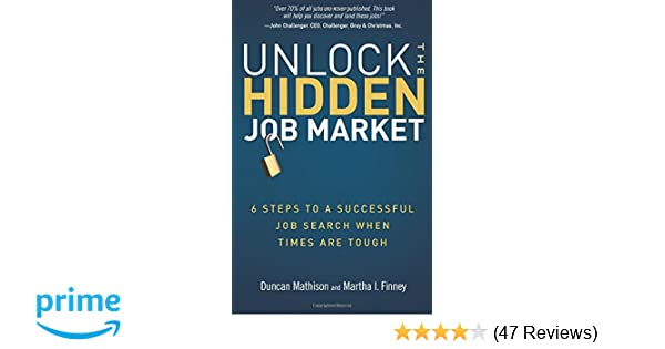 Unlock the Hidden Job Market: 6 Steps to a Successful Job