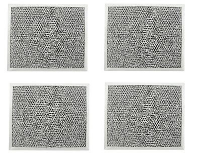 Broan 97006931 BP29 Range Hood Grease Filter Aluminum Mesh Replacement - 4 Pack (Stove Mesh)
