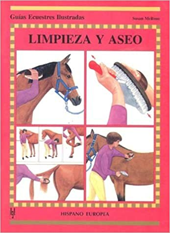 Limpieza Y Aseo: Caballos, MCBANE, SUSAN; 1 (Spanish) Hardcover – Large Print, 1971