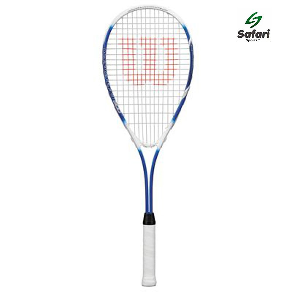 Wilson Impact Pro 500 Squash Racket with Headcover