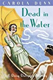 Front cover for the book Dead in the Water by Carola Dunn