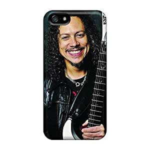 AlissaDubois iPhone 6 4.7 Shockproof Hard Phone Case Allow Personal Design Realistic Nevermore Band Image [ZRp2774ixPd]