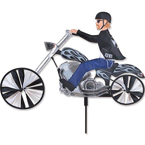 - Premier Kites 25 in. Chopper Motorcycle Spinner