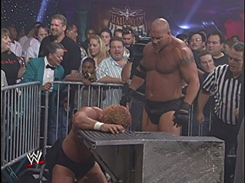 Halloween Havoc October 24, 1999 United States Championship Match Goldberg Vs. Sid -
