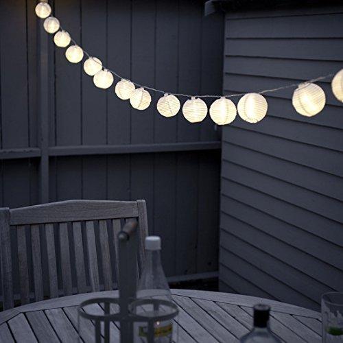 Oriental Solar String Lights