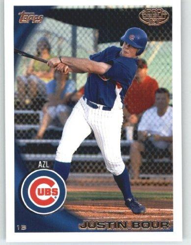 2010 Topps Pro Debut Baseball Rookie Card #392 Khris Davis