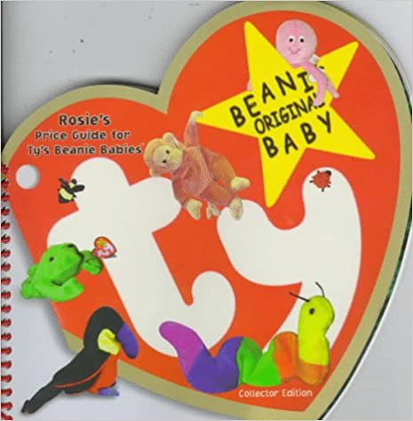 159ee5abb65 Rosie s Price Guide for Ty s Beanie Babies  Rosie Wells ...