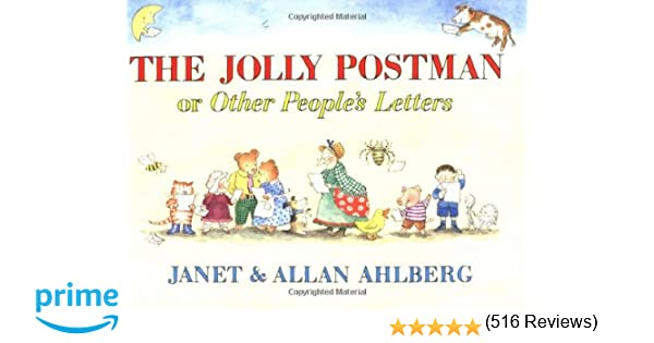 Amazon the jolly postman 9780316126441 allan ahlberg amazon the jolly postman 9780316126441 allan ahlberg janet ahlberg books spiritdancerdesigns Images