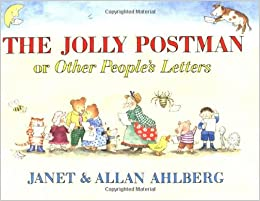 Amazon the jolly postman 9780316126441 allan ahlberg janet flip to back flip to front spiritdancerdesigns Images
