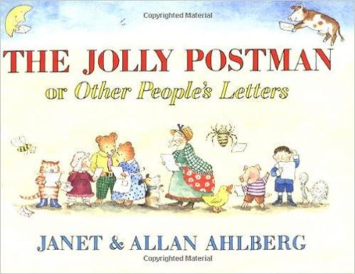 Descargar Torrent De The Jolly Postman: Or Other People's Letters Kindle A PDF