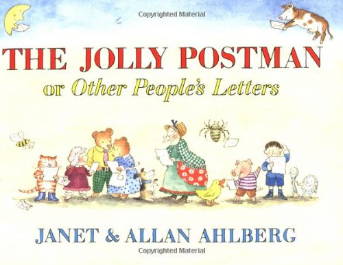 THE JOLLY POSTMAN EPUB