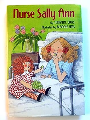 book cover of Nurse Sally Ann