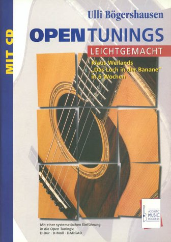 Open Tunings leichtgemacht