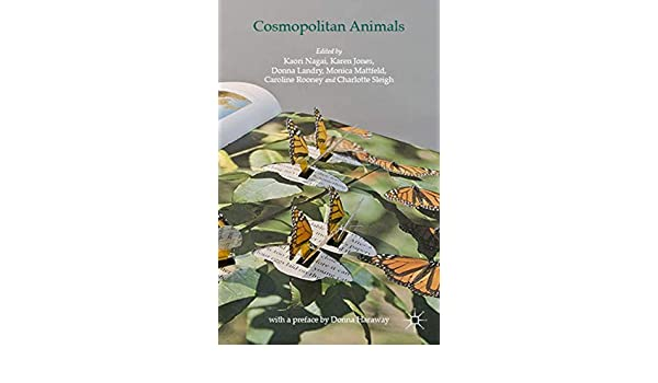 Cosmopolitan Animals: Amazon.es: Nagai, Kaori, Jones, Karen, Landry, Donna: Libros en idiomas extranjeros