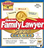 Quicken Family Lawyer 2000 Deluxe: more info
