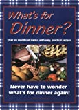 What's for Dinner?, Jana Schofield, 0977366707